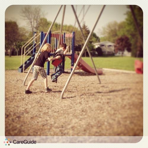 Child Care Provider Alisha Wagstaffe's Profile Picture