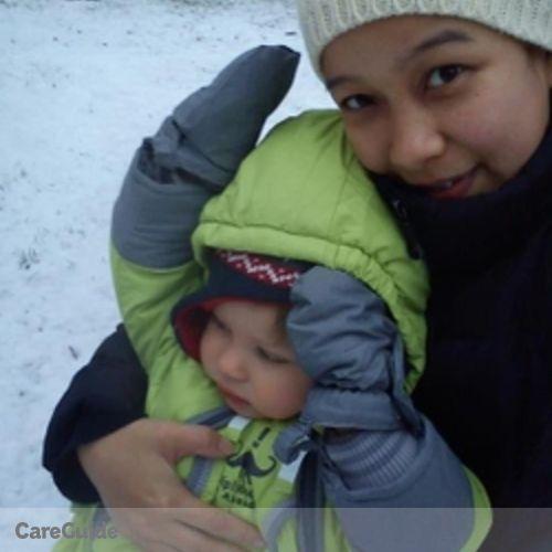 Canadian Nanny Provider Ma. Ivette Cruz's Profile Picture