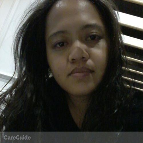 Canadian Nanny Provider Lorefel Aldonza's Profile Picture