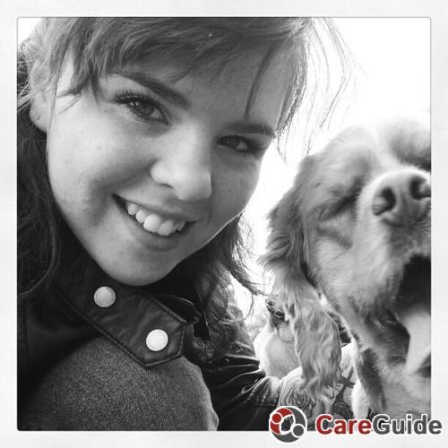 Pet Care Provider kristen s's Profile Picture