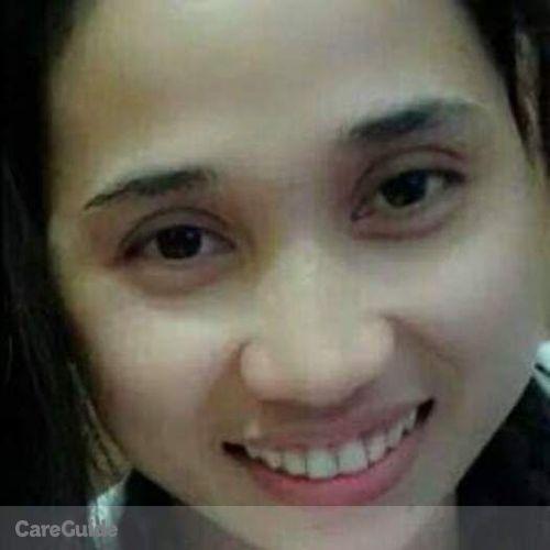 Canadian Nanny Provider Roliza Elisan's Profile Picture