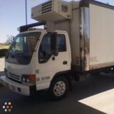 Freezer truck delivery services