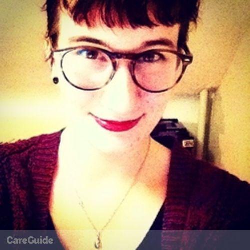 Canadian Nanny Provider Jenessa Dyck's Profile Picture