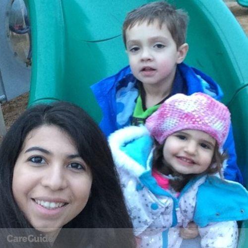 Canadian Nanny Provider Priscila Almeida's Profile Picture