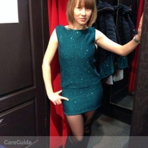 Canadian Nanny Provider Tetiana P's Profile Picture
