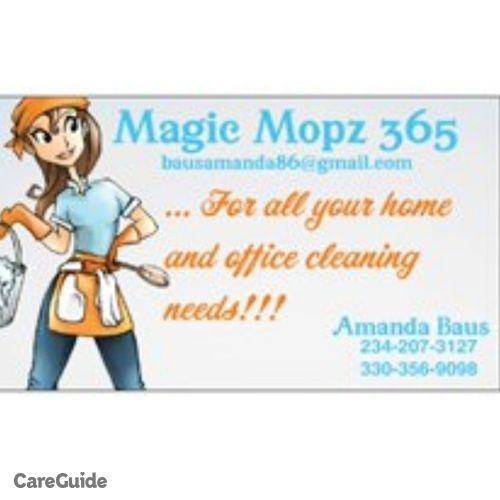 Housekeeper Provider Amanda Baus's Profile Picture