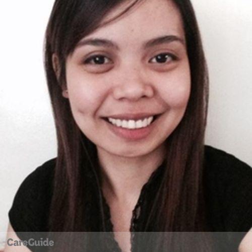 Canadian Nanny Provider Karla Diana Pineda's Profile Picture