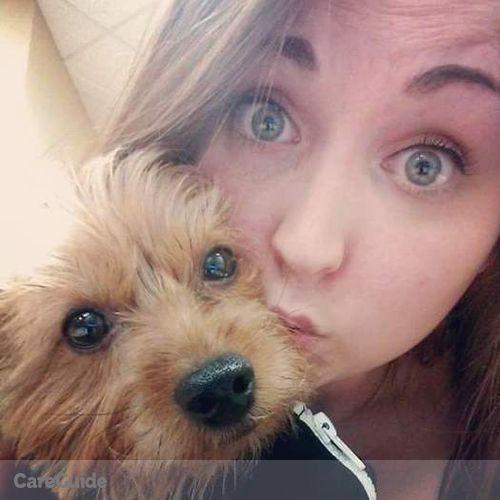 Pet Care Provider Samantha Evenson's Profile Picture