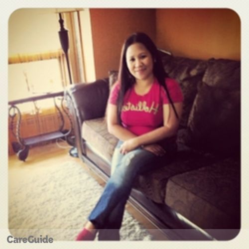 Canadian Nanny Provider Michelle Agbayani's Profile Picture
