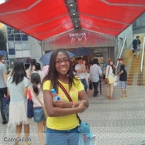 Canadian Nanny Provider Hanny MAeva G's Profile Picture