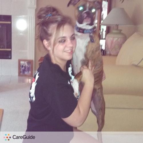Pet Care Provider Jessa F's Profile Picture