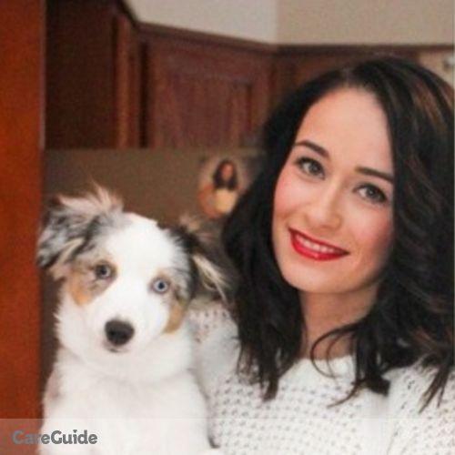 Canadian Nanny Provider Michelle Sousa's Profile Picture