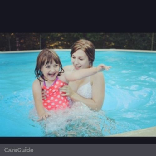 Canadian Nanny Provider Chloe Bernard's Profile Picture