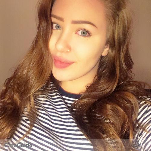 Canadian Nanny Provider Vlada Bulat's Profile Picture