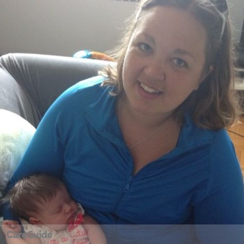 Canadian Nanny Provider Erica Ball's Profile Picture