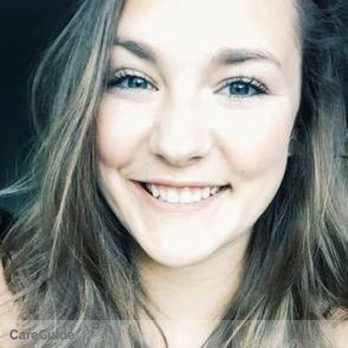 Canadian Nanny Provider Julia Harrison's Profile Picture