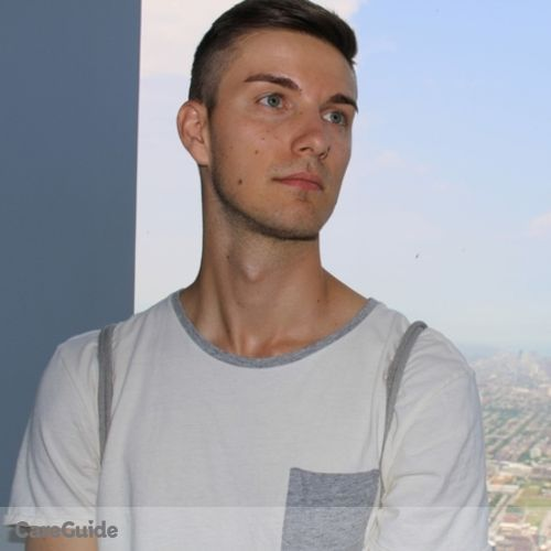 House Sitter Provider Vili Popov's Profile Picture