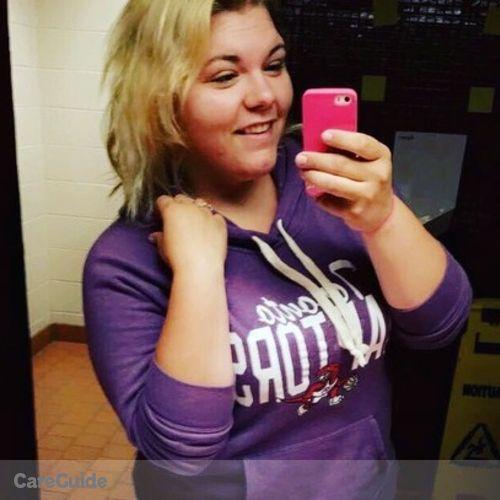 Canadian Nanny Provider Sarra Lalonde's Profile Picture