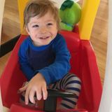 Looking for a local live-out nanny to care for good natured 17 month old boy