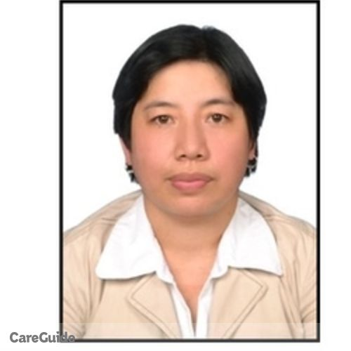 Canadian Nanny Provider Charina M's Profile Picture