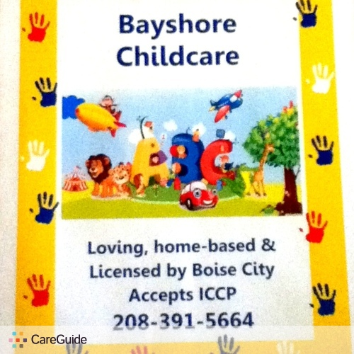 Child Care Provider Freeba S's Profile Picture