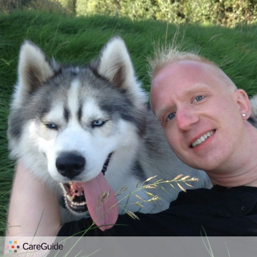 Pet Care Provider Kirk Rehn's Profile Picture