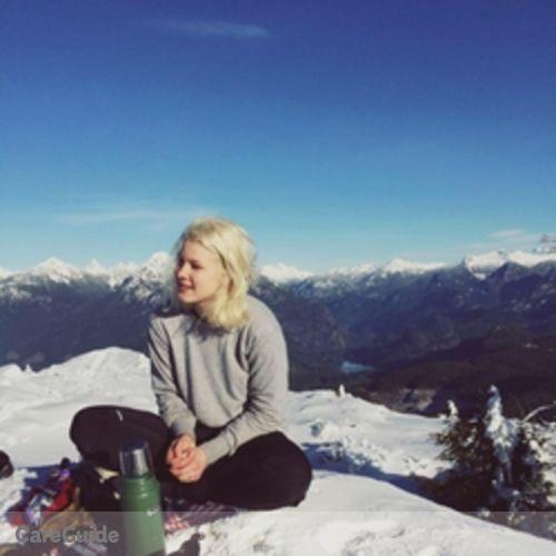 Canadian Nanny Provider Aliya S's Profile Picture