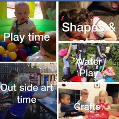 Child Care Provider Bre Reecer's Profile Picture