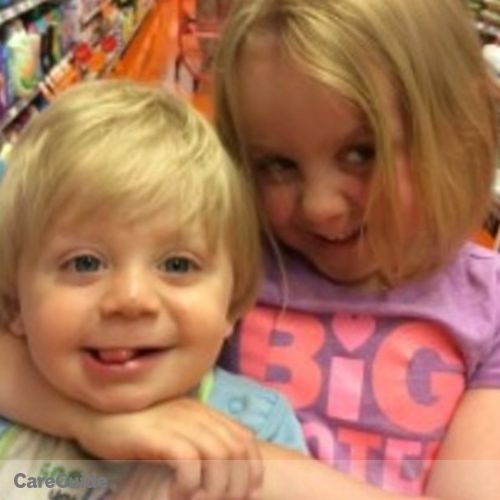 Canadian Nanny Job Naomi Savage's Profile Picture