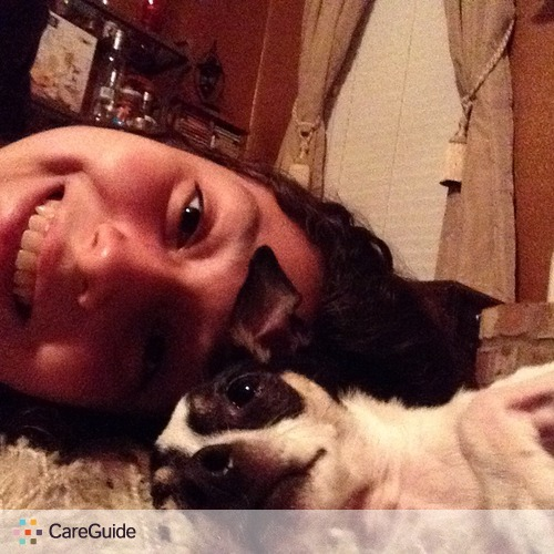 Pet Care Provider Carolina Menchaca's Profile Picture