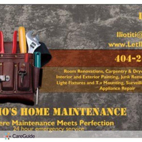 Handyman Provider Ilio Titi's Profile Picture