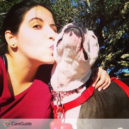 Pet Care Provider Carla Garcia Cortez's Profile Picture