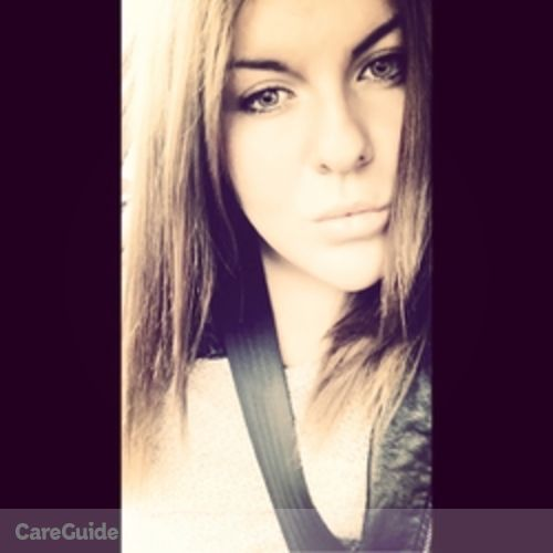 Canadian Nanny Provider Sophie Cruvellier's Profile Picture