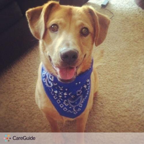 Pet Care Job Kish S's Profile Picture