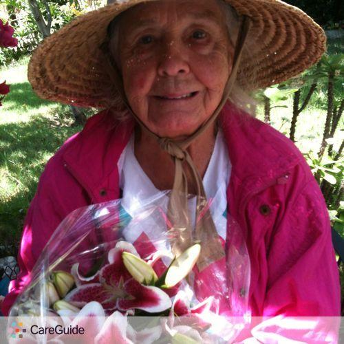 Elder Care Job Michelle R's Profile Picture