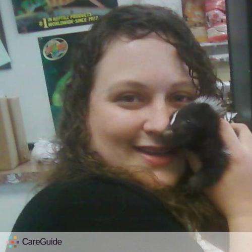 Pet Care Provider amy a's Profile Picture