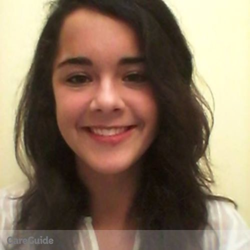 Canadian Nanny Provider Rebecca Dunphy's Profile Picture