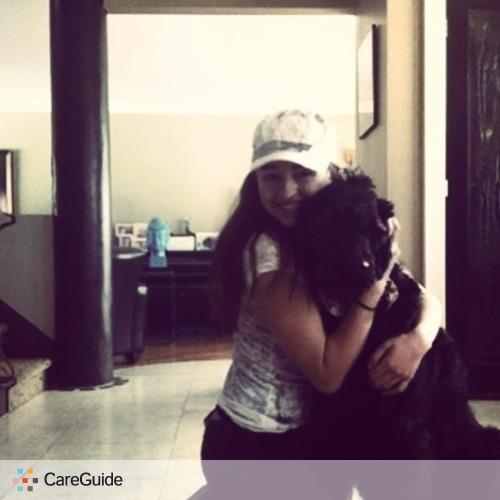 Pet Care Provider Darian Primeau's Profile Picture