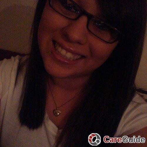 Child Care Provider Alyssa Tschantz's Profile Picture