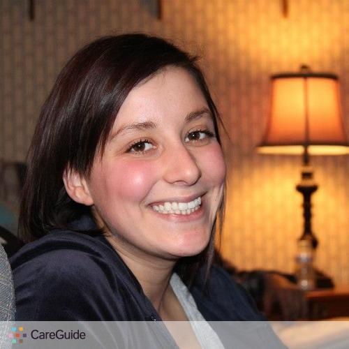 Child Care Provider Ashley Carson's Profile Picture