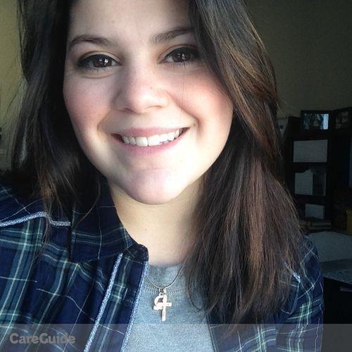 Canadian Nanny Provider Danielle Lococo's Profile Picture