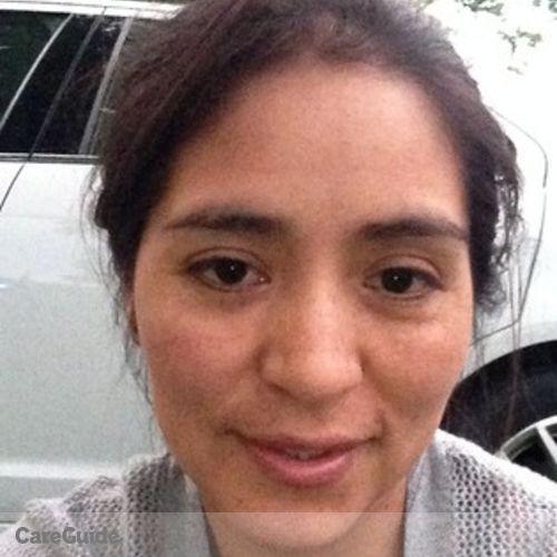 Canadian Nanny Provider Jeanette Meza Cabello's Profile Picture