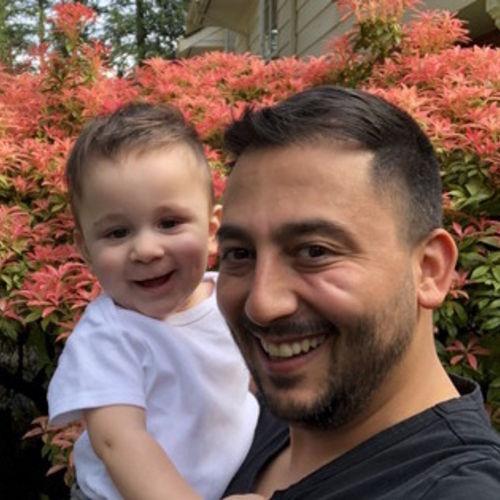 Canadian Nanny Job Reza H's Profile Picture