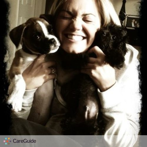 Pet Care Provider Amanda Macdowell's Profile Picture
