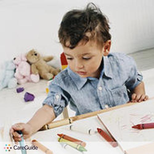 Child Care Provider Maki P's Profile Picture