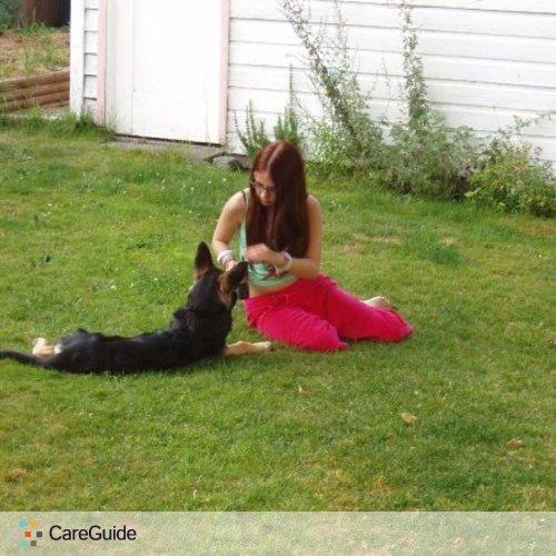 Pet Care Provider Tabitha B's Profile Picture