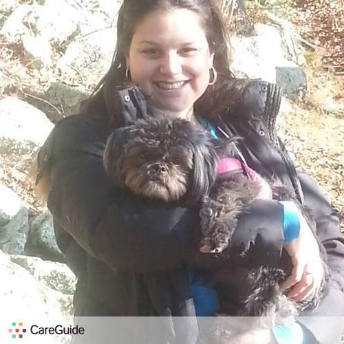 Pet Care Job Jenn Holtz's Profile Picture