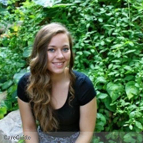 Canadian Nanny Provider Amy S's Profile Picture