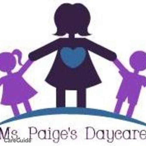 Child Care Provider Paige Moreno's Profile Picture