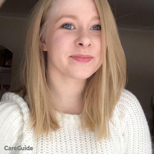 Canadian Nanny Provider Kendra Smith's Profile Picture